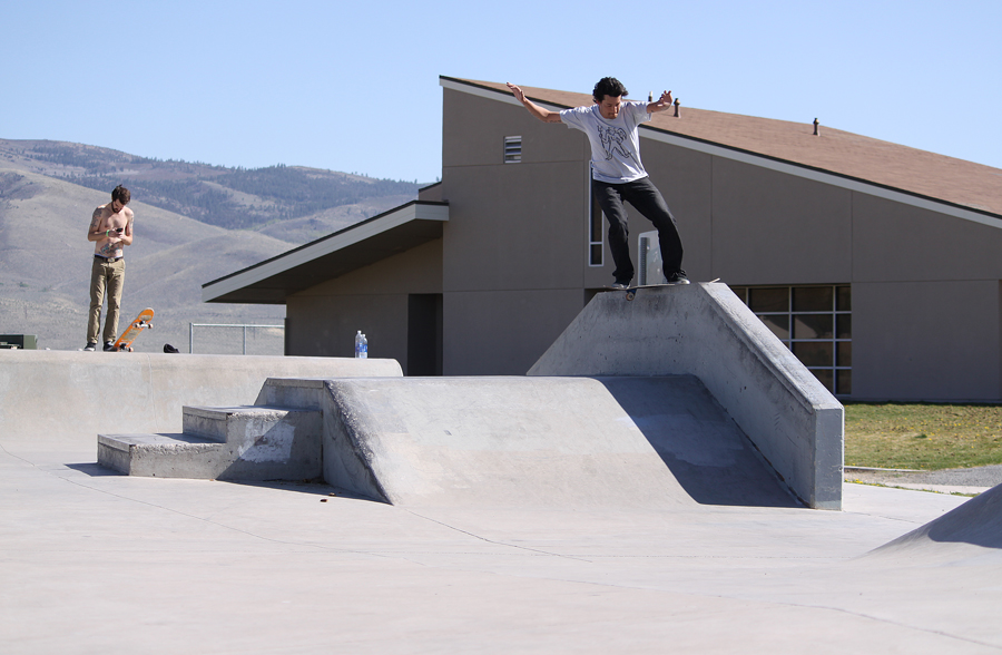 spencer benavides reno skateboarding kyle volland