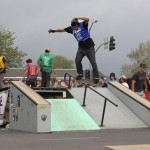 Junior Iglesias feeble grind photo Volland
