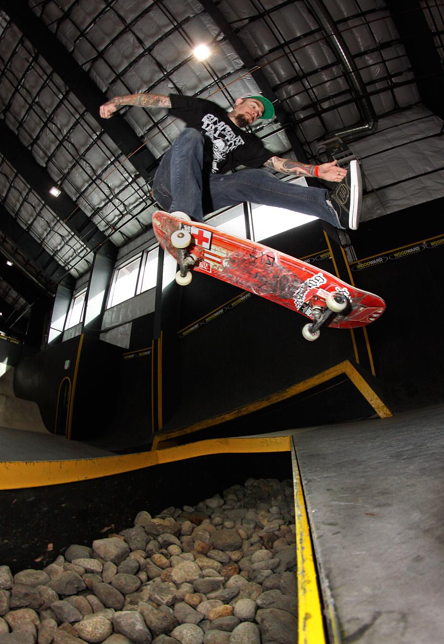 scott la rock woodward tahoe skateboarding kyle volland