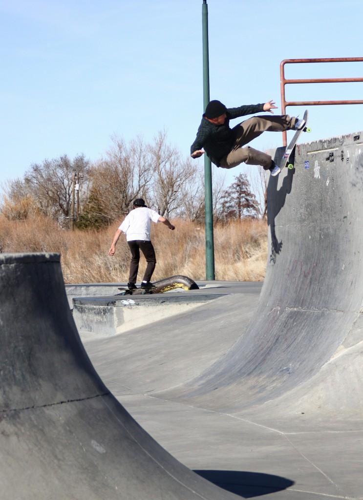 Marcus Alford reno skateboarding mira loma skate park kyle volland