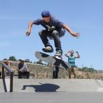 Bryant Dunkel 702 boardshop contest at Indian Hills skatepark