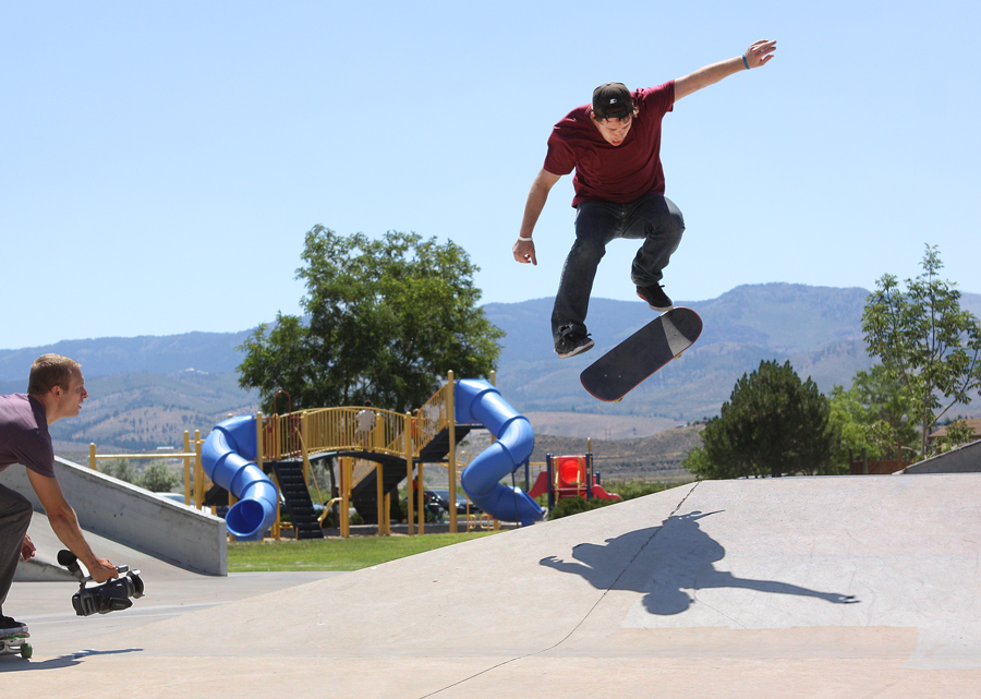 troy gray sean cross reno skateboarding