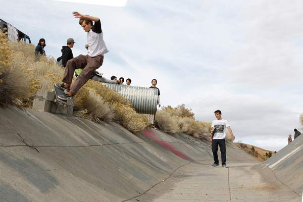 Mitch Haight smith grind..
