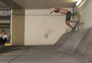 Chris Deanda underground banks photo Volland
