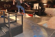 Mitch Haight boardslide transfer at Jub Jub's photo Volland