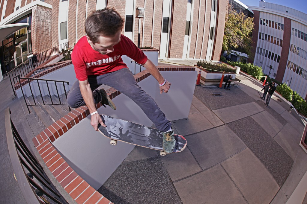 "Tanner Frano ""Benni Anything"" UNR wall photo Volland"