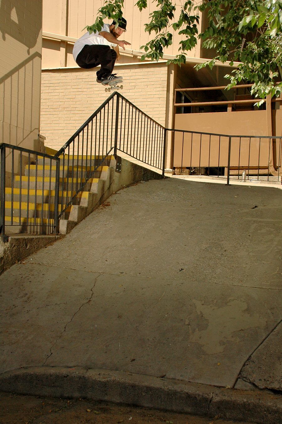 Shaun D apartment complex ollie Haman photo