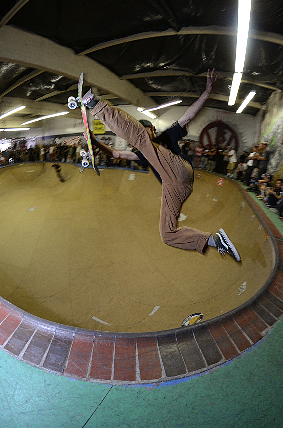 Javier Sequoia boneless at Skatehouse Tahoe Huntsman photo